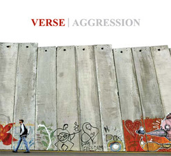 "VERSE ""Aggression"" LP (white w/ blue haze)"
