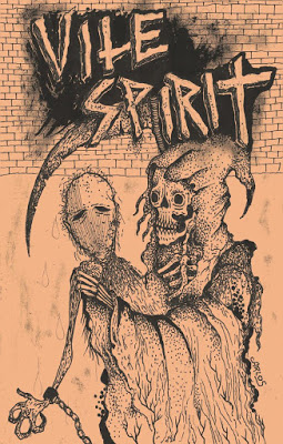 "VILE SPIRIT ""Vile Spirit"" demo CS"