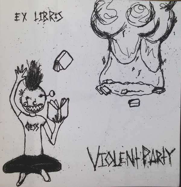 "VIOLENT PARTY ""Ex libris"" CS"
