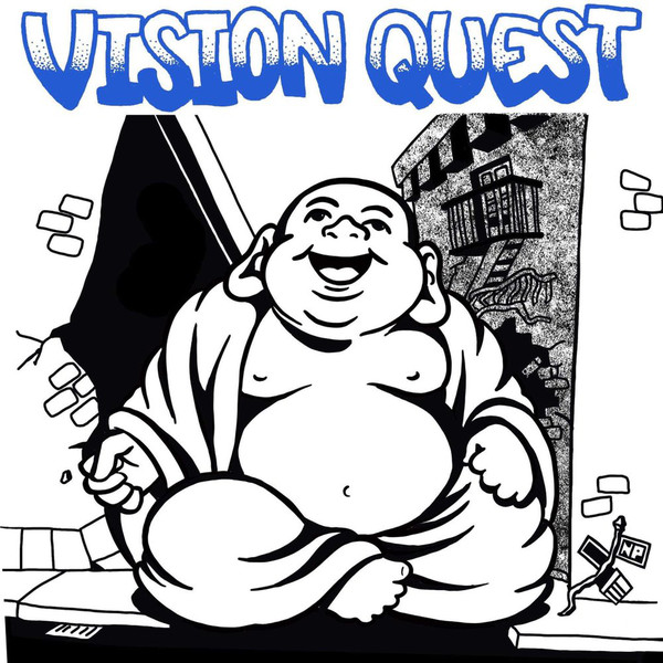 "VISION QUEST ""Still real"" EP"