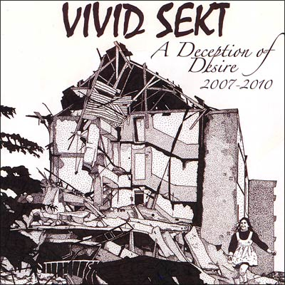 "VIVID SEKT ""A deception of desire 2007-2010"" CD"