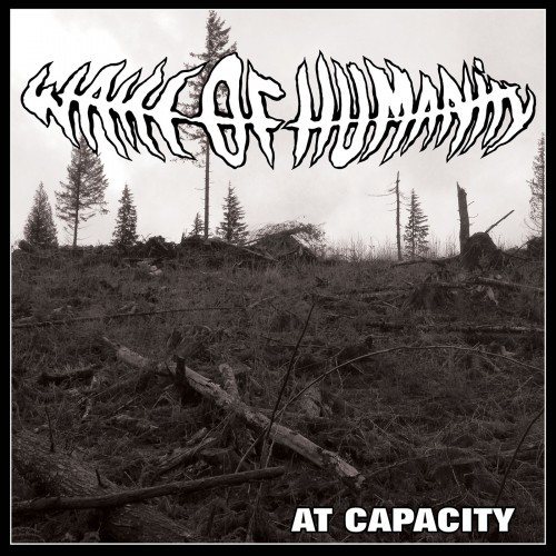 "WAKE OF HUMANITY ""At capacity"" EP"