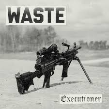 "WASTE ""Executioner"" 7""EP (purple) PRE-ORDER"
