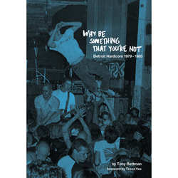 """WHY BE SOMETHING THAT YOU'RE NOT"" Book"