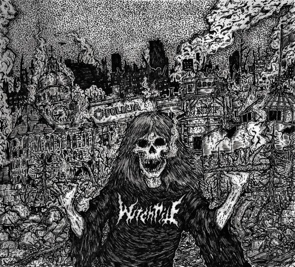 "WITCHRITE ""Witchrite"" LP+CD"