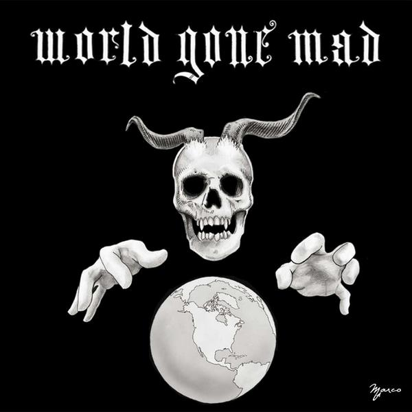 "WORLD GONE MAD ""World Gone Mad"" LP"