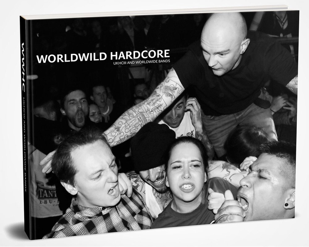 """WORLDWILD HARDCORE"" photobook"