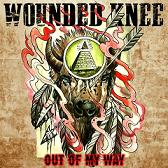 "WOUNDED KNEE ""Out of my way"" EP"
