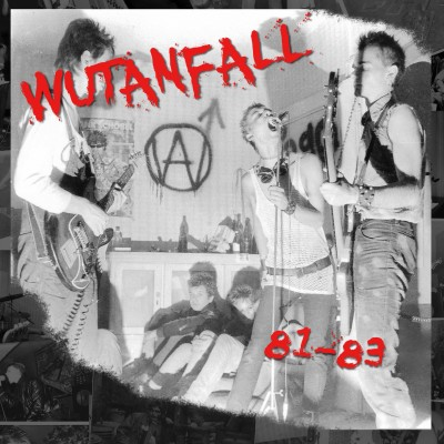 "WUTANFALL ""81-83""  2xLP box set   (black)"