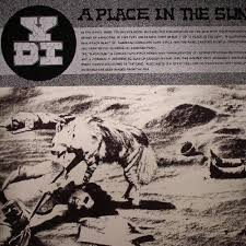 "YDI ""A place in the sun\"" LP"