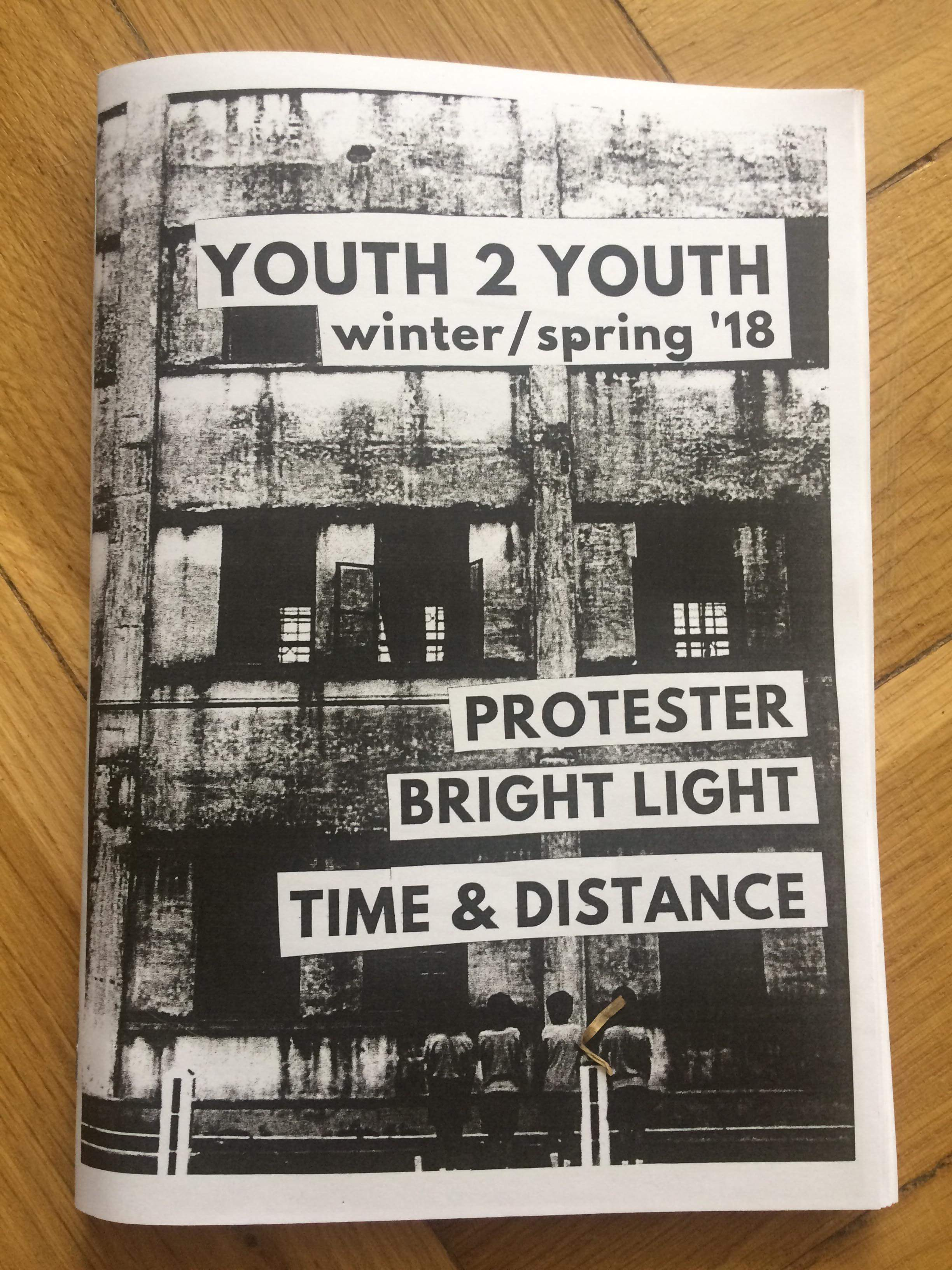 """YOUTH 2 YOUTH"" zine #2"