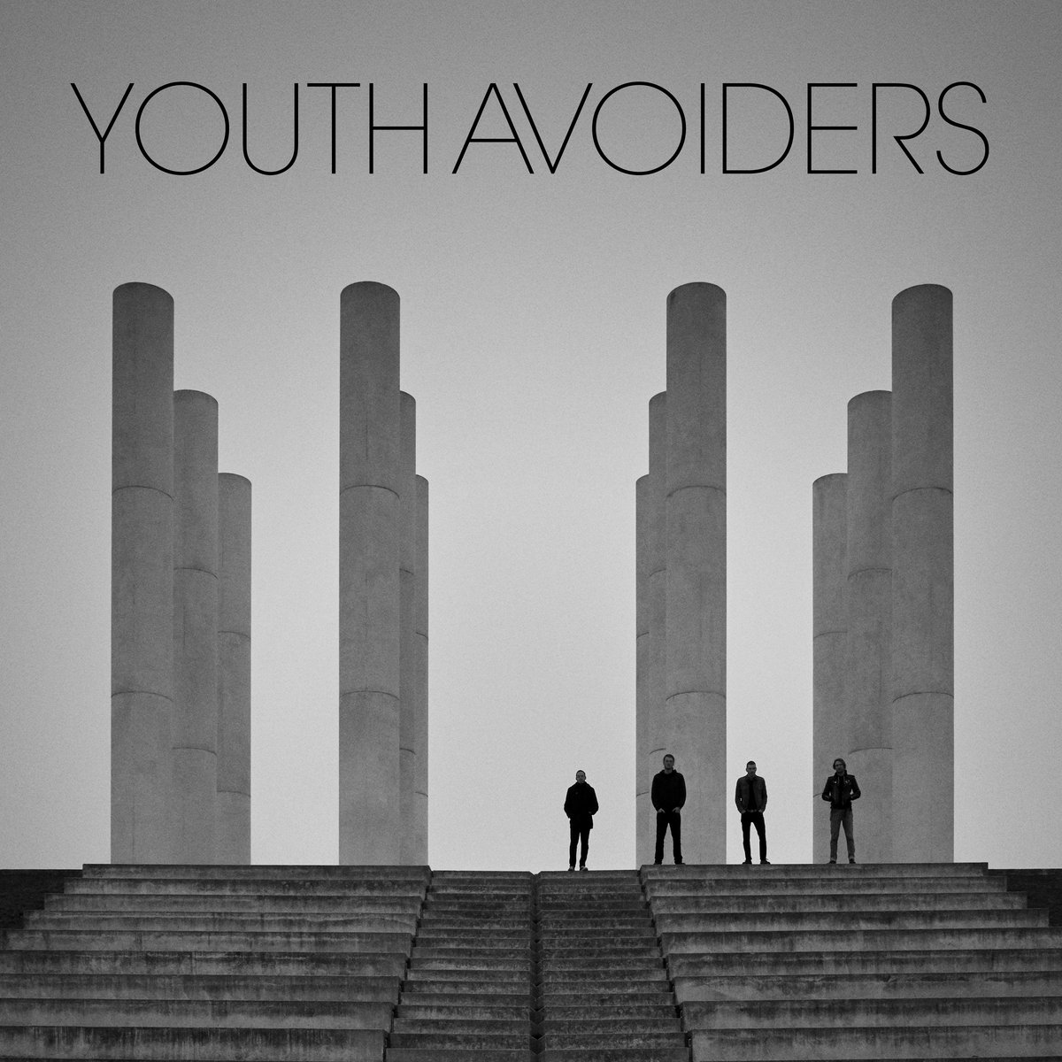 "YOUTH AVOIDERS ""Relentless"" LP"
