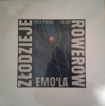 "ZŁODZIEJE ROWEROW ""Emo'la""  2LP TEST PRESS"