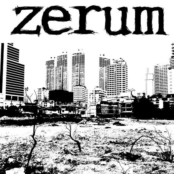 "ZERUM ""Zerum"" LP"