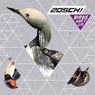 "ZOSCH! ""Birds don't lie!"" LP"