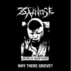 "ZYANOSE ""Why there grieve?"" LP"