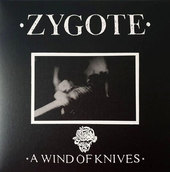 "ZYGOTE ""A wind of knives"" LP"